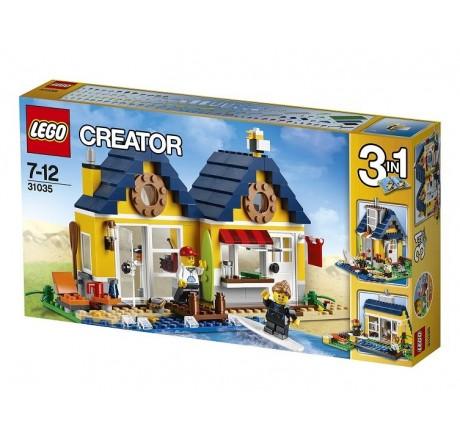 Lego Creator Beach Hut 31035 - RETIRED | Gear4Geeks