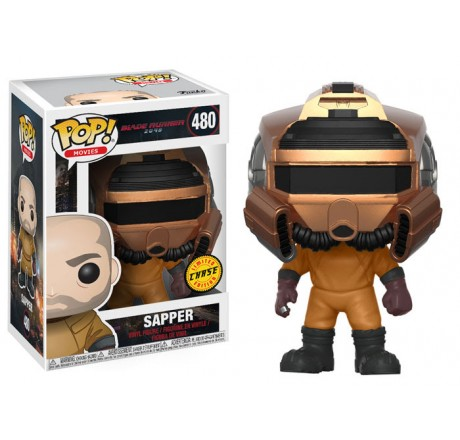 Blade Runner 2049 Funko Pop Vinyl Sapper CHASE VERSION