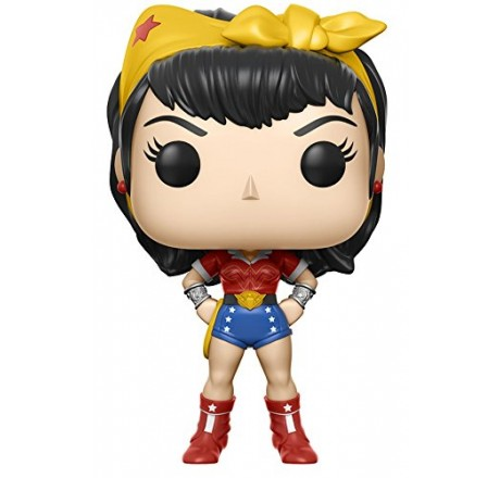 DC Bombshells Wonder Woman Funko Pop Vinyl | Gear4Geeks