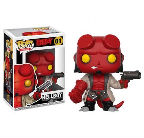 Hellboy Funko Pop Vinyl Figure | Gear4Geeks