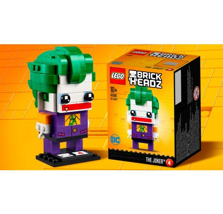 Lego Brickheadz The Joker 41588
