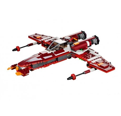 Lego Star Wars Republic Striker-Class Starfighter 9497 Preowned, no box or minifigures Retired | Gear4Geeks