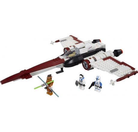 LEGO Star Wars 75004: Z-95 Headhunter Preowned, no box Retired    | Gear4Geeks