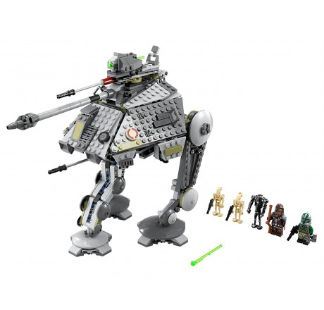 LEGO Star Wars 75043: AT-AP Preowned, no box Retired   | Gear4Geeks