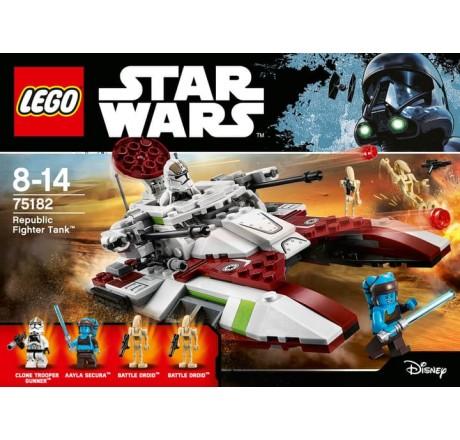 Lego Star Wars Republic Fighter Tank 75182 | Gear4Geeks