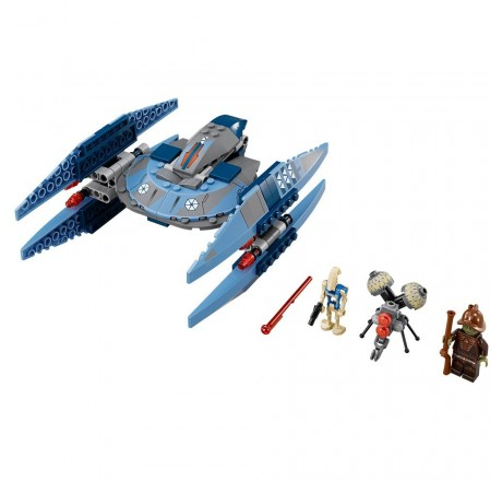 LEGO Star Wars 75041: Vulture Droid Preowned, no box Retired  | Gear4Geeks