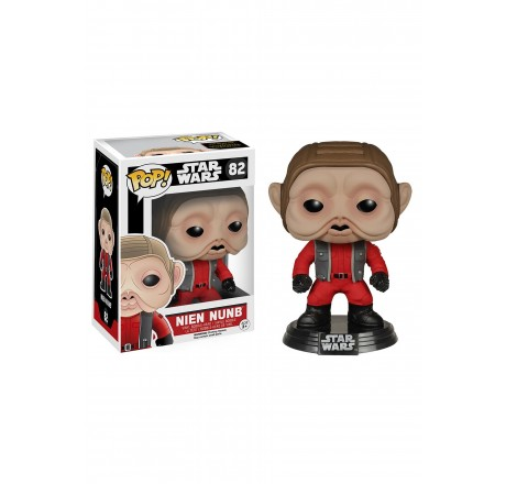 Star Wars Nien Nunb Funko Pop Vinyl | Gear4Geeks