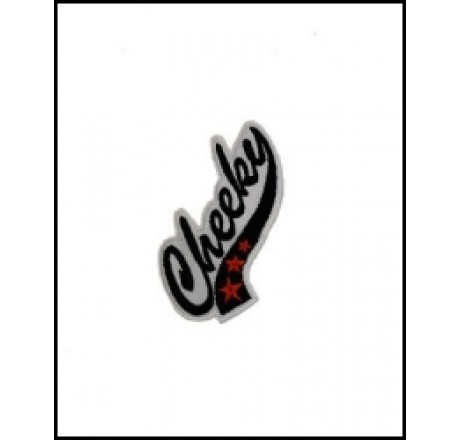 darkside clothing cheeky patch