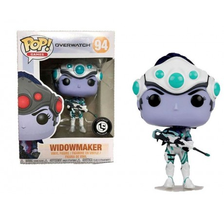 Overwatch Widowmaker POP! Vinyl Figure Lootcrate Exclusive