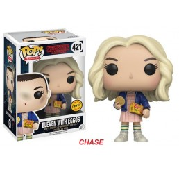Stranger Things Eleven With Eggos Limited Chase Edition Pop Vinyl