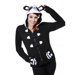Banned Apparel Panda Hoodie