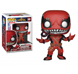 Venompool Funko Pop Vinyl Figure