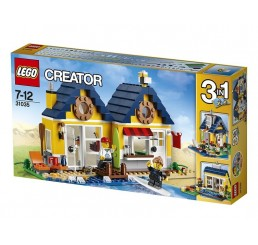 Lego Creator Beach Hut 31035 - RETIRED