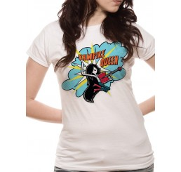 Adventure Time Vampire Queen Ladies Fitted T-Shirt