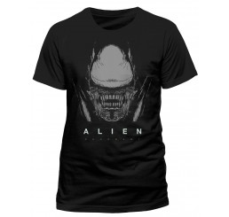 Alien Covenant Xeno And Logo T-Shirt