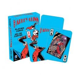 Batman Harley Quinn Playing Cards