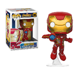 Avengers Infinity War Iron Man Funko Pop Vinyl Figure