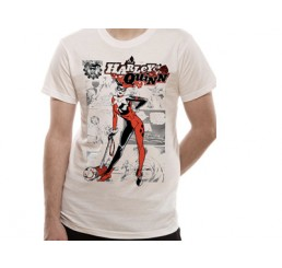 Batman Harley Quinn KABOOM T-shirt
