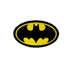 Batman Rug Logo