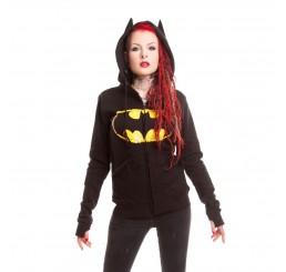 Batman Revenge Ladies Hoodie