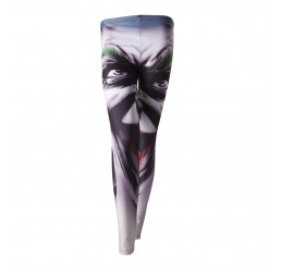Batman The Joker Allover Print Leggings