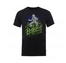Beetlejuice Logo Tim Burton T-shirt