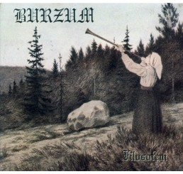Burzum Filosofem Double Vinyl