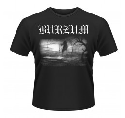 Burzum Burzum Album Cover T-Shirt