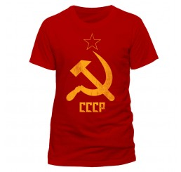 CCCP (USSR) Hammer & Sickle T-Shirt