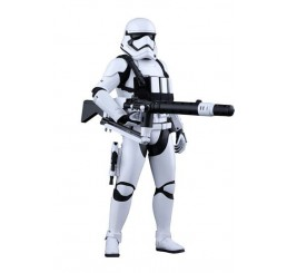 Star Wars Hot Toys First Order Heavy Gunner Stormtrooper