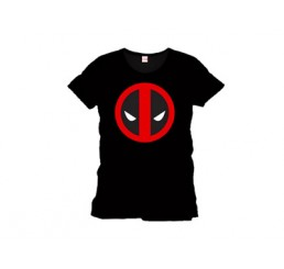 Marvel Deadpool Logo T-Shirt
