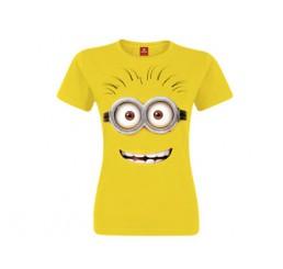 Despicable Me 2 Dave Minions Ladies T-Shirt