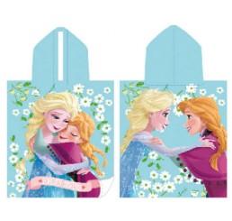 Disney Frozen Towel (Poncho) Sisters 115 x 50 cm