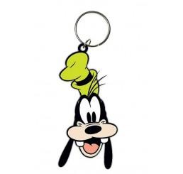 Disney Rubber Keychain Goofy