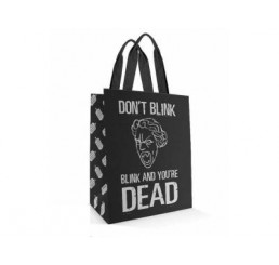 "Doctor Who ""Don't Blink"" Tote Bag"