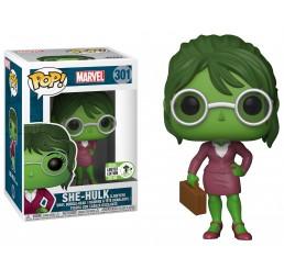 She-Hulk Lawyer ECCC Exclusive Funko Pop Vinyl Figure