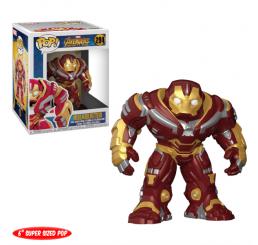 Avengers Infinity War Hulkbuster Funko Pop Vinyl Figure