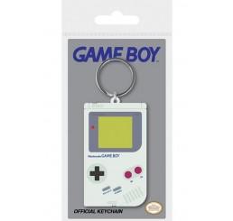 Nintendo Game Boy rubber keychain