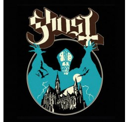 Ghost Opus Eponymous Cork Coasters 5 pack