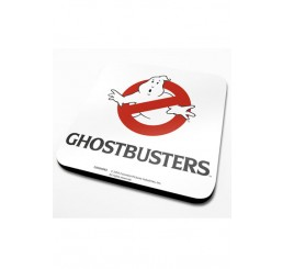 Ghostbusters Coaster Logo 6-Pack