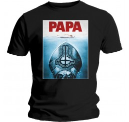 Ghost Papa Jaws T-Shirt