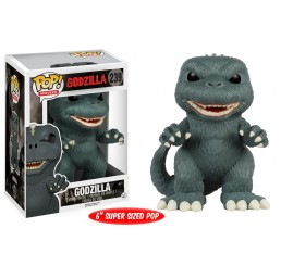 "Godzilla Giant 6"" Funko Pop! Vinyl Figure"
