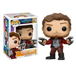 Guardians of the Galaxy Vol 2 Starlord Funko Pop
