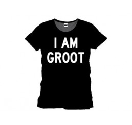 Marvel Guardians of the Galaxy I Am Groot T-Shirt (Discontinued)