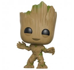 Guardians of the Galaxy Vol 2 Groot Funko Pop