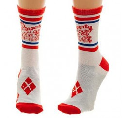 Harley Quinn Socks 2 Pack DC Originals