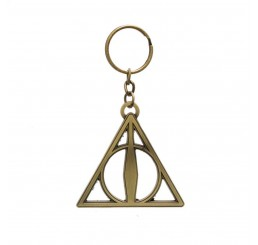 Harry Potter - Deathly Hallows Horcrux Symbol Keyring