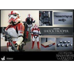 Hot Toys Star Wars Battlefront Video Game Masterpiece Action Figure 1/6 Shock Trooper 30 cm