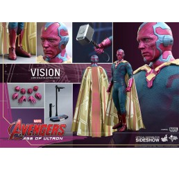 Avengers Age of Ultron Hot Toys The Vision 1/6 Action Figure