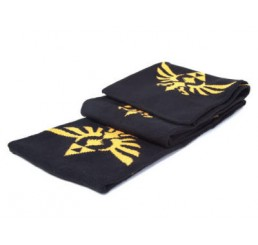 Legend of Zelda Logos Scarf
